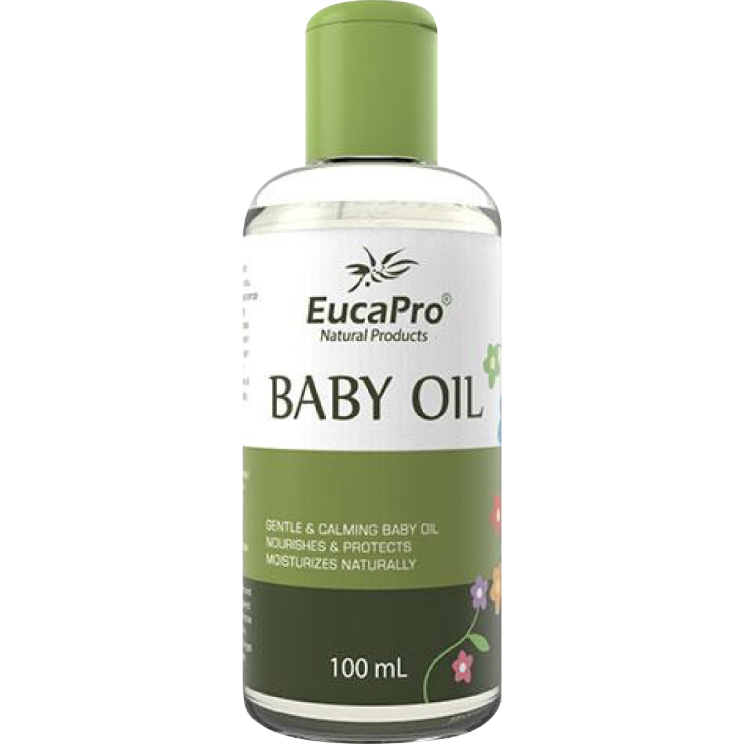 Eucapro Baby oil at retail shop of manilahouse