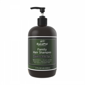 eucapro all natural shampoo from retail shop of manilahouse